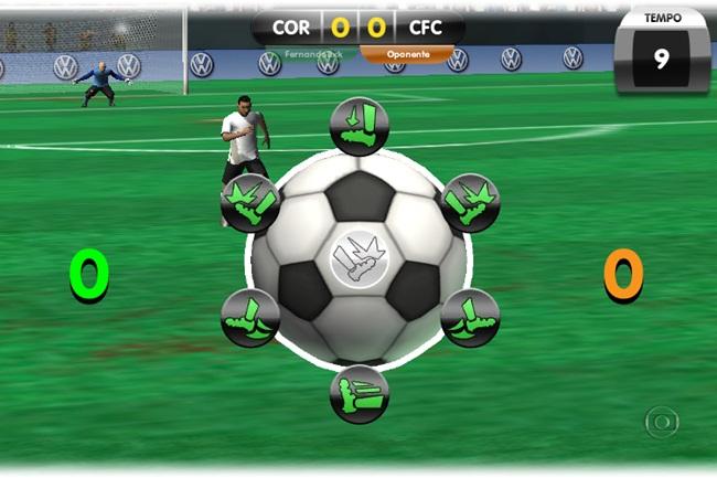 GameFutebol - Imagem 4 do software