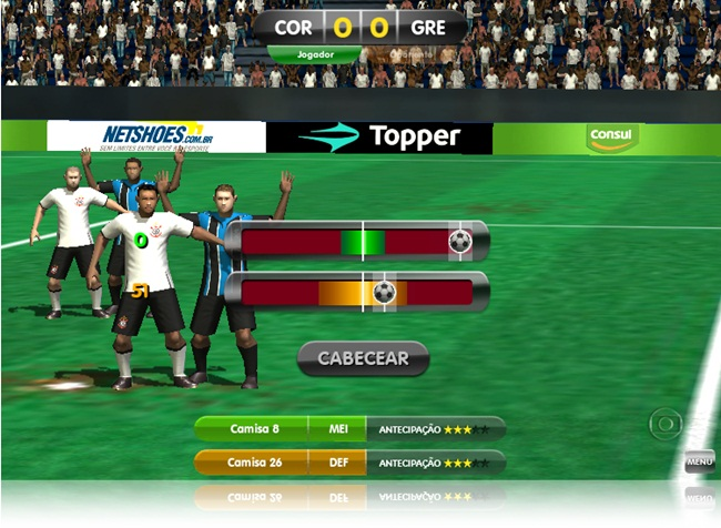 GameFutebol - Imagem 5 do software