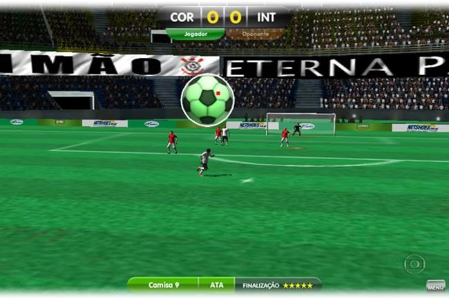 GameFutebol - Imagem 6 do software