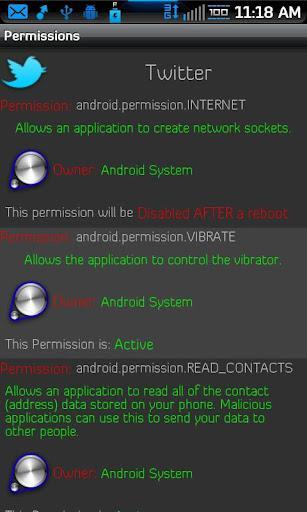 Permissions Denied - Imagem 2 do software