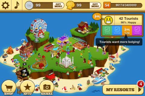 Tap Resort Party - Imagem 1 do software