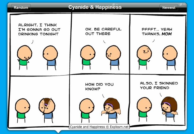 Cyanidely.