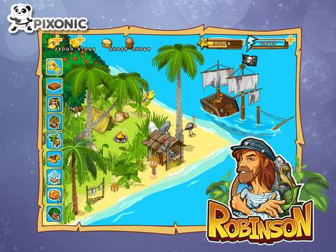 Robinson´s Island - Imagem 1 do software