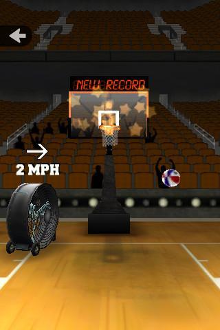 Flick Hoops - Imagem 1 do software