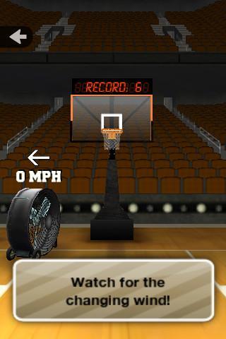 Flick Hoops - Imagem 2 do software