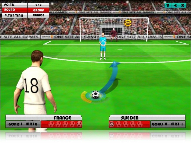 Euro Free Kick 2012.