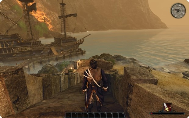 Risen 2: Dark Waters.