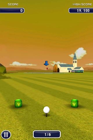 Golf 3D - Imagem 1 do software