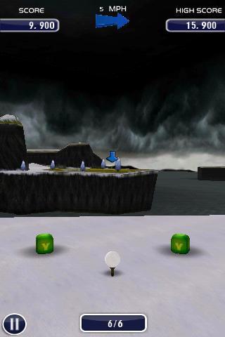 Golf 3D - Imagem 2 do software