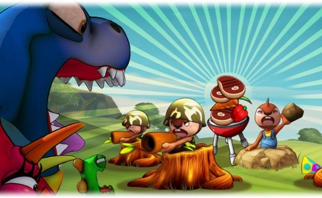 Go Home Dinosaurs - Imagem 2 do software