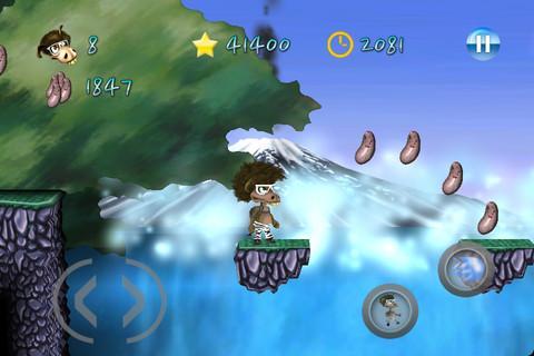 Donkey Jump - Imagem 1 do software