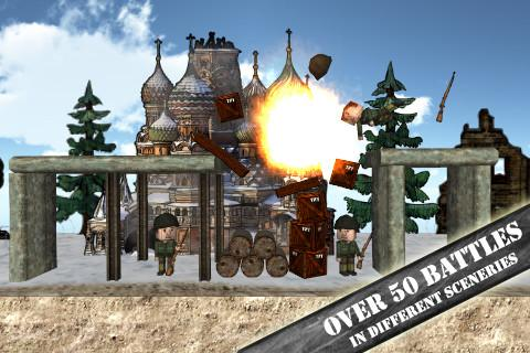 Angry World War 2 FREE - Imagem 1 do software