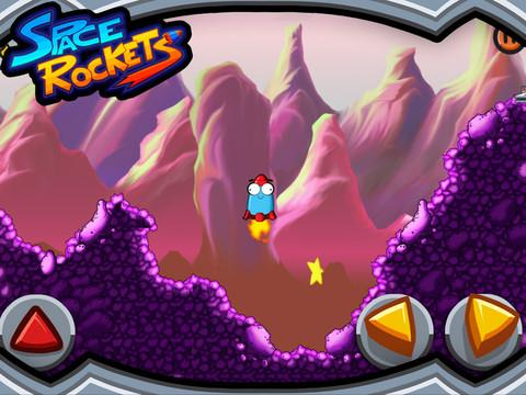 Space Rockets - Free Spaceship Landing Game by Tapps Games - Imagem 1 do software
