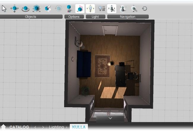 Roomeon 3D-Planner - Imagem 3 do software