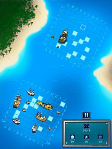 Warships: Sea on Fire! HD - Imagem 2 do software
