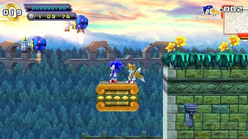 Sonic 4 Episode II - Imagem 1 do software