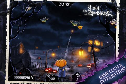 Shoot The Zombirds - Imagem 1 do software