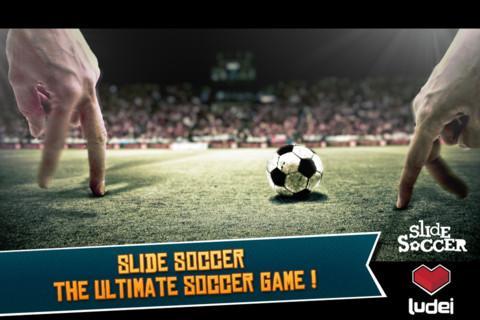 Slide Soccer - Imagem 1 do software