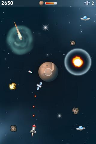 Orbital Defender Full - Imagem 2 do software
