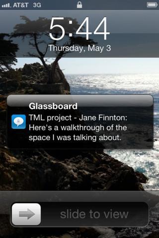 Glassboard - Imagem 1 do software