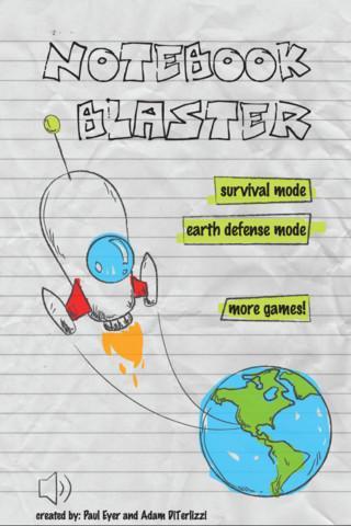 Notebook Blaster - Imagem 1 do software
