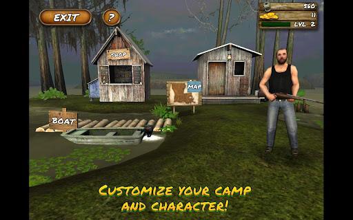 Swamp People - Imagem 1 do software