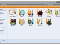 Imagem 2 do Angry Birds Space Transformation Skin Pack