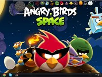 Imagem 1 do Angry Birds Space Transformation Skin Pack