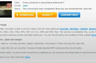 Music Clips Download to Web Grátis