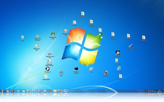 Desktop Modify.