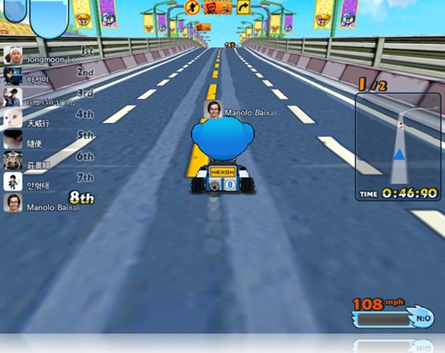 KartRider Dash - Imagem 1 do software