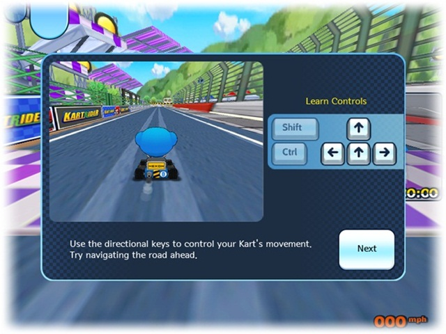 KartRider Dash - Imagem 4 do software
