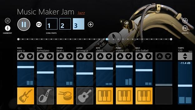 Music Maker Jam.