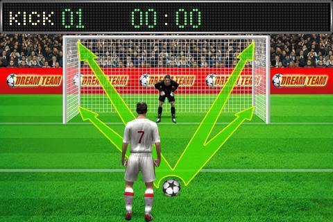Pena de Futebol - Imagem 1 do software