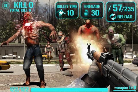 iGun Zombie - Imagem 1 do software