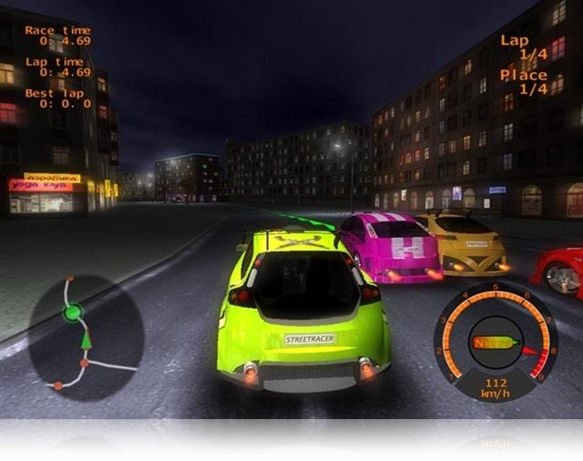 Street Racing Club - Imagem 1 do software