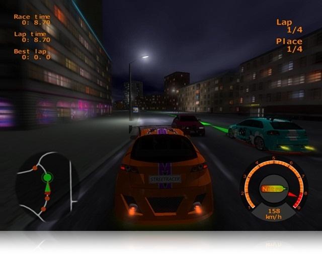 Street Racing Club - Imagem 6 do software