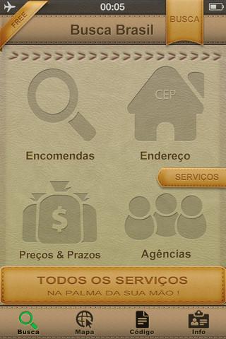 BuscaBrasil - Imagem 1 do software