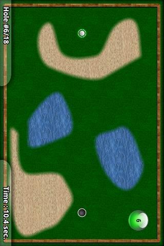 Tilt Mini Golf - Imagem 2 do software