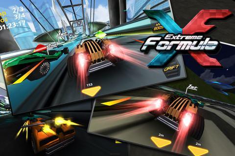 Extreme Formula Lite - Imagem 1 do software