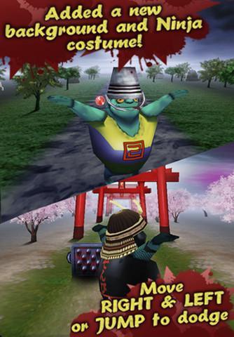 Zombie Runaway Free - Imagem 1 do software