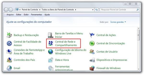 Compartilhamento De Rede No Windows Vista