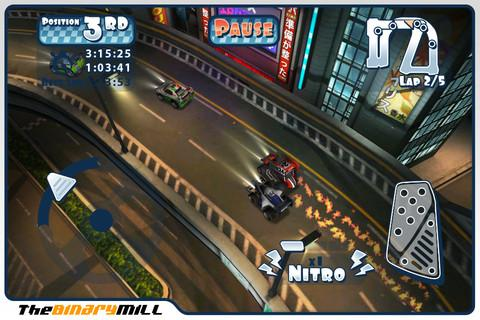 Mini Motor Racing - Imagem 1 do software