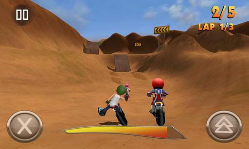 FMX Riders HD - Imagem 1 do software