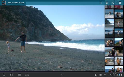 Infinito Photo Album - Imagem 1 do software