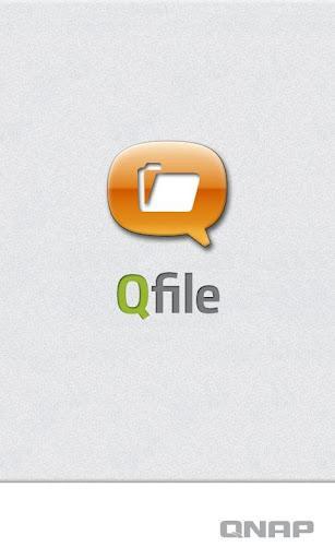Qfile - Imagem 1 do software