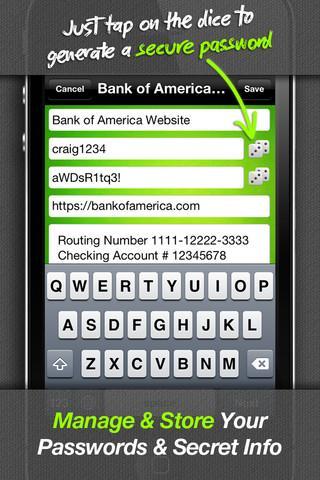 Keeper Password & Data Vault - Imagem 1 do software