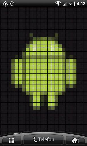 Pixelate Live Wallpaper Free - Imagem 2 do software