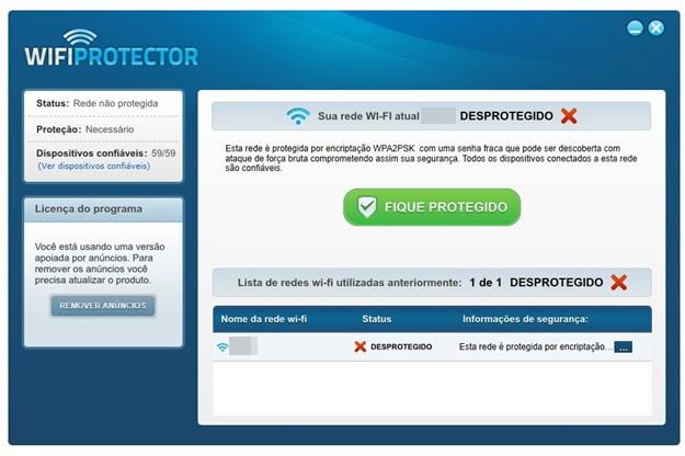 WiFi Protector Free.