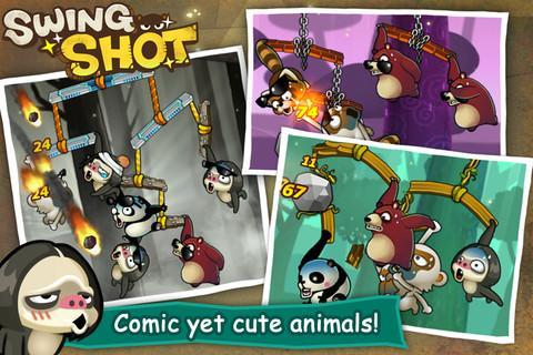 Swing Shot - Imagem 1 do software